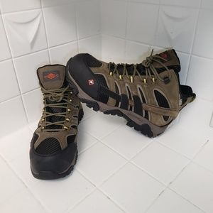 Merrell Moab 2 Vent Mid CT Work Boots Waterproof